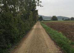 Nuages Erpeldange Promenades matinale