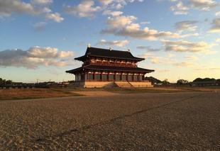 Ciel Nara Heijo temple