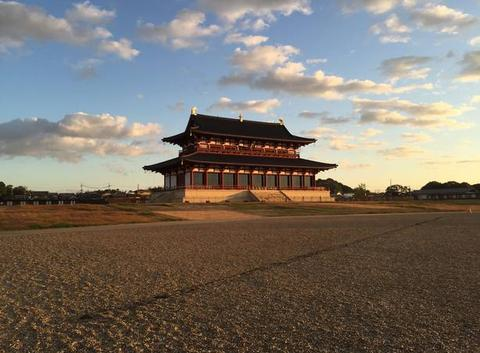 Heijo temple