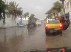 Pluie Zarzis Il pleut