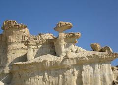 Climat Mazarrón 30870 Erosion