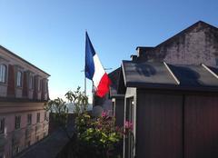 Drapeau Français, Lisbonne