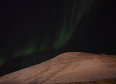 Ciel Spitsbergen Longyearbyen