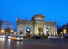 Madrid 28001 Noël a madrid