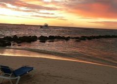 Mer Brasilia L`eté est arrivé a Curaçao