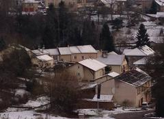 Froid Manderen 57480 Manderen village