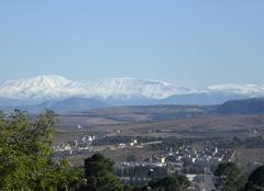 Neige Fes Montagne Bouyeblane
