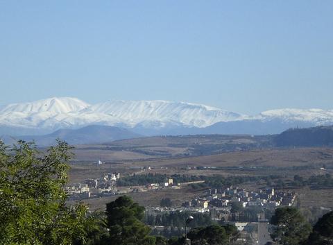 Montagne Bouyeblane