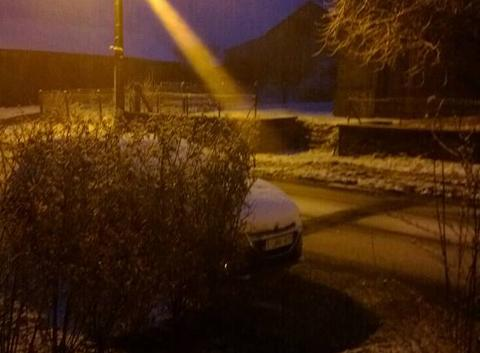 Louftémont Latitude : 49.7909125 Longitude : 5.627863199999979  23 février 2016 à 6h30 : -1°c, neige