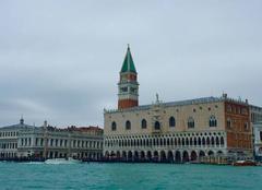 Ciel Venise 30100 Temps pluvieux à venise !