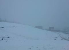 Neige Frenda La neige oersiste à tomber