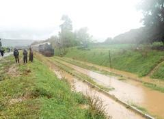 Pluie Bejaia Inondations Bejaia
