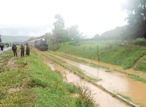 Inondations Bejaia
