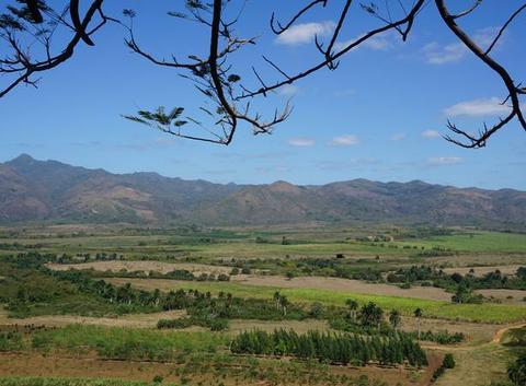 Manaca Iznagadas (Cuba) classé au patrimoine mondial UNESCO.