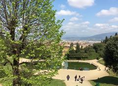 Faune/Flore Florence 50100 Jardin de boboli