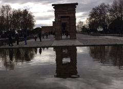 Pluie Madrid 28001 Templo de DEBOD