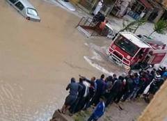 Pluie Medea Inondations
