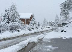 20 cm de neige fra�che