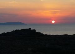 Chaleur La Canée Stavros bay