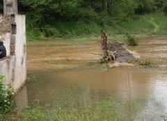 Inondations à Clermont