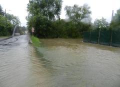 Innondations Rue des Ponts