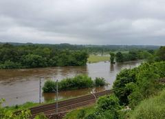 Inondation loir et cher