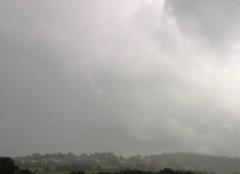 Insolite Nixeville-Blercourt 55120 Disparition d'une tornade