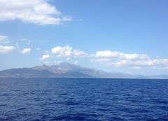 Mer Héraklion Île de Chrissi