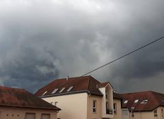 Orage Bitche 57230 Pluie et orage
