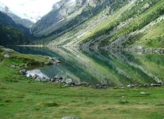 Insolite Cauterets 65110 Le lac de Gaube