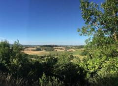 Castelnau sous le soleil