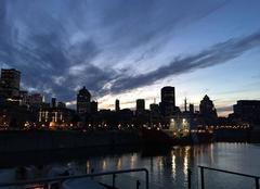 Nuages Montréal Montréal