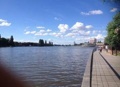 Vichy en pleine été