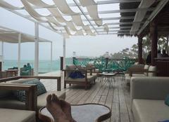 Ciel Punta Cana La pluie arrive
