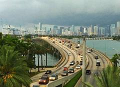Ciel Miami Miami Skyline