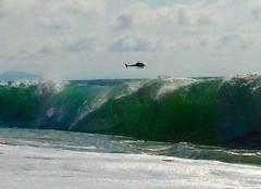 L'océan puissant