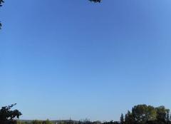 Grand ciel bleu......