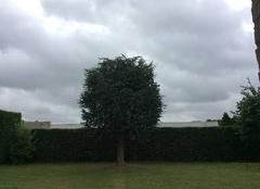 Ciel tr�s nuageux dans les hauts de France � Ann?ullin