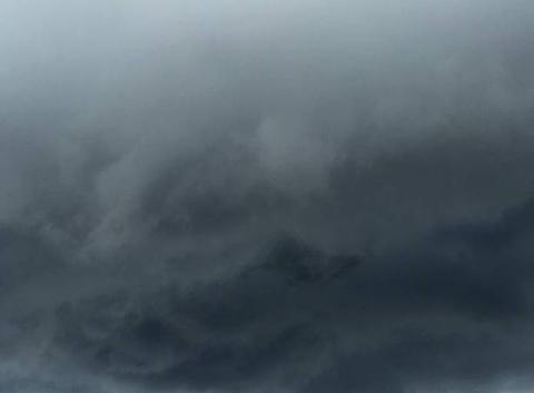 Nuage d orage