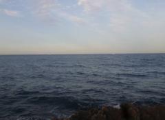 Mer Martigues 13500 Partie de peche