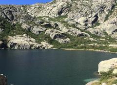 Le lac du Melo