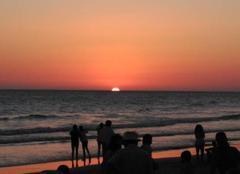 Ciel Chipiona 11550 Puesta de sol