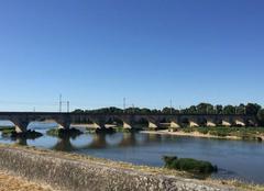 La Loire tr�s s�che