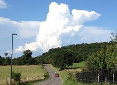 Quelle masse nuageuse !!