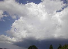 Cumulonimbus en formation....