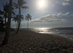 Ciel Kona village resort Kailua-Kona: un soleil magnifique