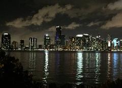 Insolite Miami Miami de nuit