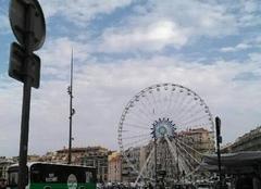 Temps agréable sur Marseille.