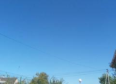 Un bleu divin, une chaleur d'�t�