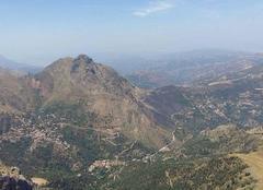 Chaleur Tizi Ouzou Montagne de Djurdjura Kabylie